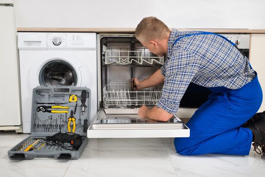 Dishwasher Repair Service : Kenmore dishwasher service tips fix a non draining