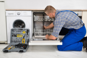 Quick Fix Appliance Kenmore dishwasher repair